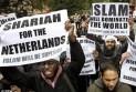Šaría pro Holandsko: Antiislamista poslal vánoční pozdrav v arabštině (Týden)