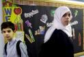 Ilustrace k článku: Berlínská základní: Muslimky podpálily nezahalené spolužačce vlasy (NRP)