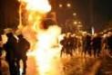 Ilustrace k článku: Nepokoje v se šíří do dalších čtvrtí Londýna a do Birminghamu: Násilí, drancování, žhářství, zatčeno 210 lidí (Reflex/ Aktuálně)