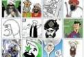 Ilustrace k článku: Pětice islamistů chtěla zaútočit na deník, jenž otiskl karikatury Proroka (Lidovky)