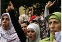 Ilustrace k článku: Islamistický student napadl univerzitní profesorku. Tuniské ženy na protest demonstrovaly (Dnes)
